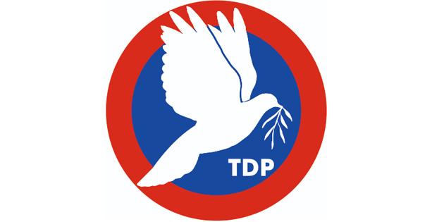 """TDP MYK: """"Anlaşma yeniden yapılanmayı değil, mevcut sistemin devamını öngörüyor"""""""