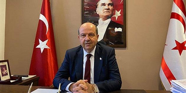 Tatar, Cumhurbaşkanı Akıncı'yı eleştirdi