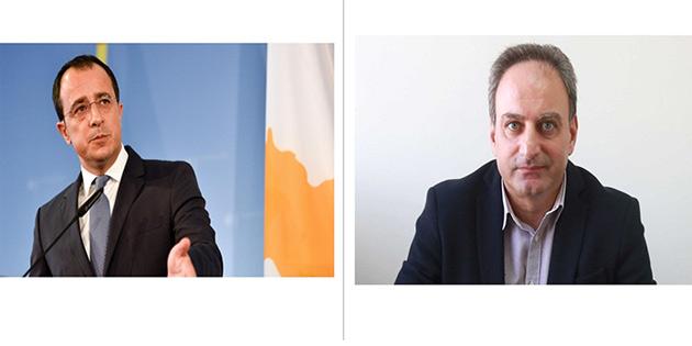 """Hristodulidis ve Stefanu: """"BM Genel Sekreteri'nin inisiyatifi başarılı olsun"""""""