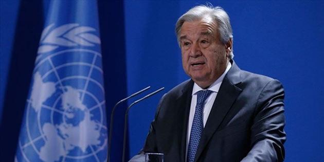 Sendikal Platform, Barış Derneği, BKP ve YKP, Guterres'in çözüm çabalarını yoğunlaştırmasını istedi