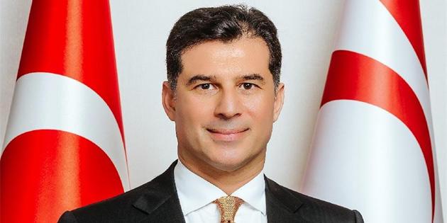 UBP Genel Başkanı ve Başbakan Hüseyin Özgürgün'ün yeni yıl mesajı