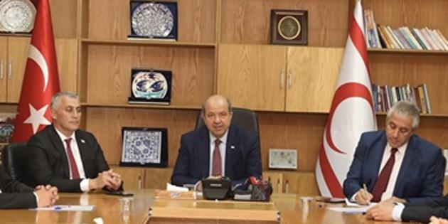"""Tatar: """"Hükümet takas konusundaki sorunların asgariye inmesi için imkan yarattı"""""""