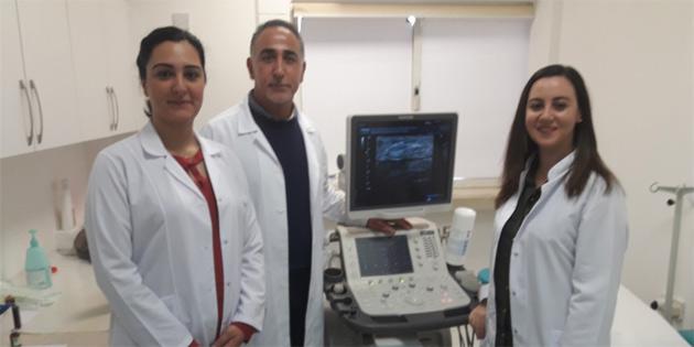 Dr. Burhan Nalbantoğlu Devlet Hastanesi'nde Meme Radyolojisi Polikliniği açıldı