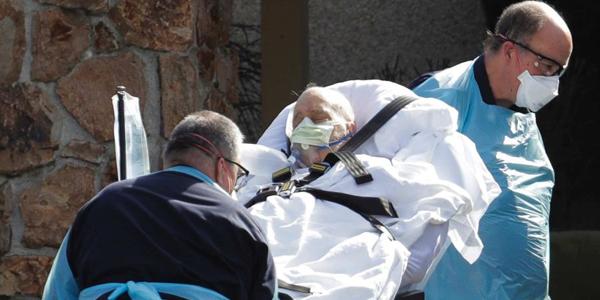 75 yaşında yoğun bakımdan çıktı