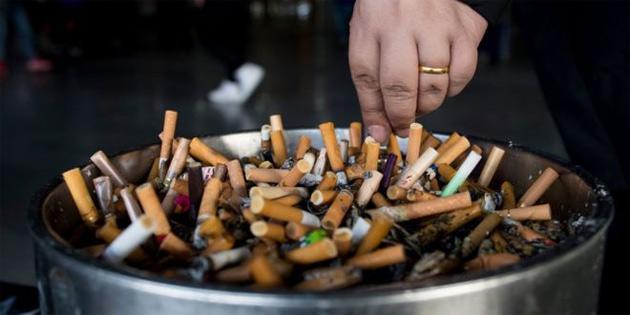 Bir kez dahi sigara içenlerin 'yüzde 69'u kullanıcı oluyor'