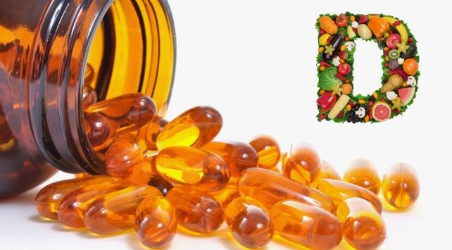 D vitamini 'grip ve nezle'den koruyor