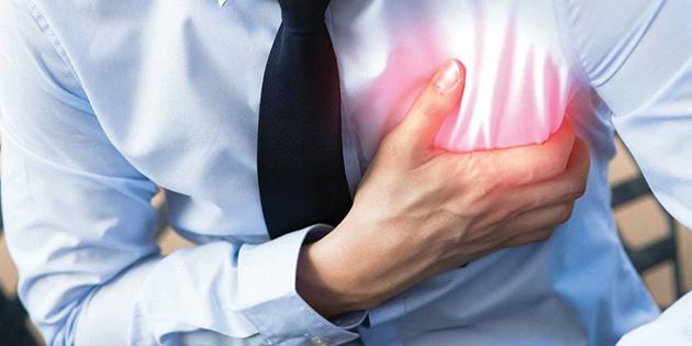 Vücudunuz kalp krizigerçekleşmeden 1 ay önce sizi uyarıyor!