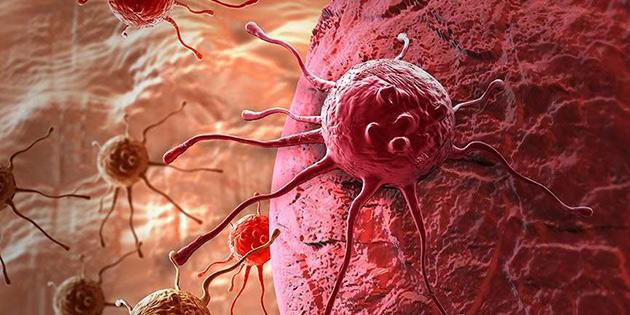 Yumurtalık kanseri babadan geçiyor