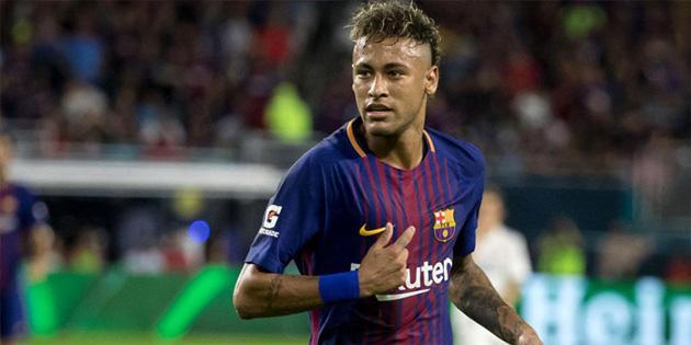 Barcelona Neymar'ı resmen duyurdu: 222 milyon euro!