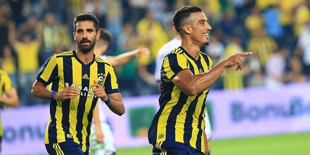 Fenerbahçe evinde tur atladı!