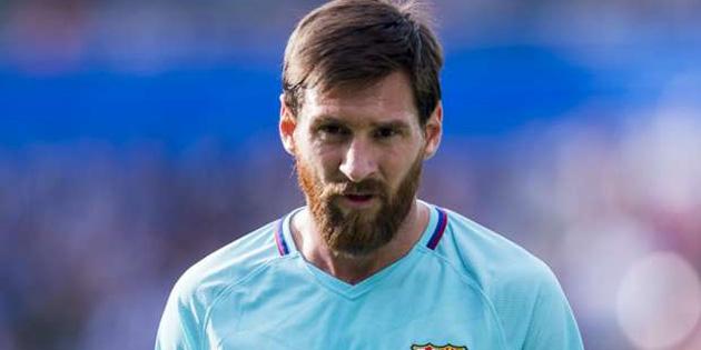 Messi imzayı attı!
