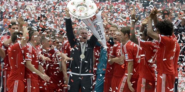 Bayern Münih Heynckes'i açıkladı