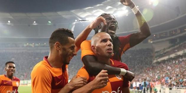 Galatasaray Fransız basınında!