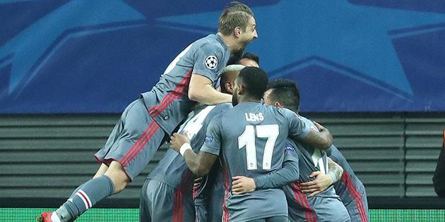 Beşiktaş'ın Leipzig galibiyeti Alman basınında