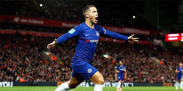 Chelsea, Hazard için Real Madrid'den 170 milyon euro istiyor