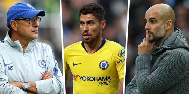 Chelsea, Jorginho'yu Manchester City'nin elinden nasıl aldı?