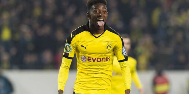 Dortmund Dembele'yi kadro dışı bıraktı