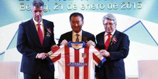 Atletico Madrid resmen satıldı