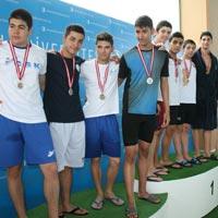 NEU SPORTS 2013 Yüzme Şampiyonası Tamamlandı