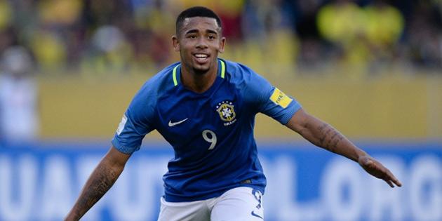 Jesus, Brezilya'nın yeni Ronaldo'su