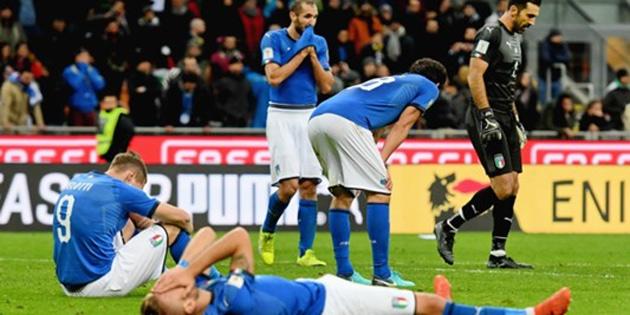 İtalya'nın Dünya Kupası zararı: yaklaşık 1 milyar Euro