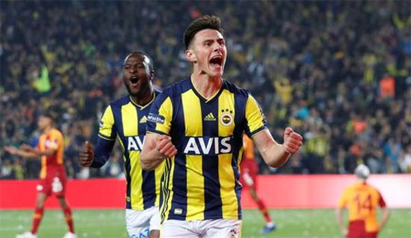 Fenerbahçe kararını verdi! Eljif Elmas...