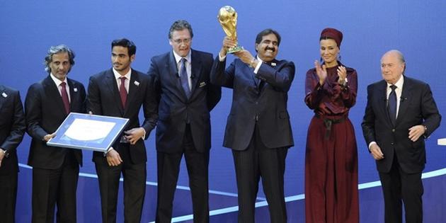 2022 Dünya Kupası, Katar'da oynanacak