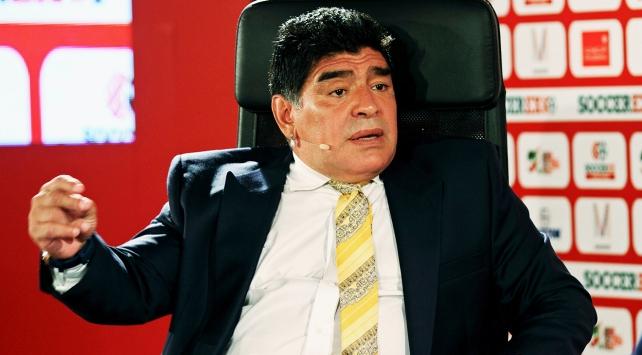 Maradona'ya soruşturma açıldı