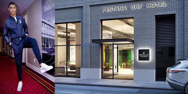 Ronaldo yeni hotelini hizmete açtı