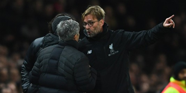 Klopp'tan Mourinho'ya gönderme!