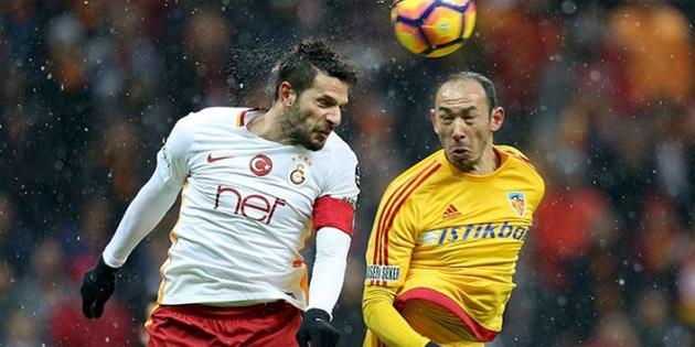 Umut Bulut Galatasaray'ı icraya verdi