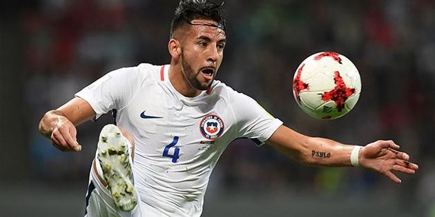 Mauricio Isla, Fenerbahçe için yola çıkıyor
