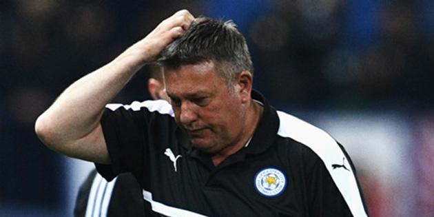 Leicester City'de kriz