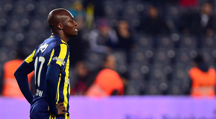 Moussa Sow'dan maç sonunda özeleştiri