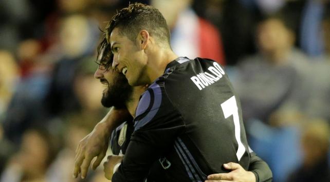 İspanya'da Ronaldo rüzgarı
