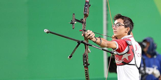 Mete Gazoz dünya ikincisi oldu
