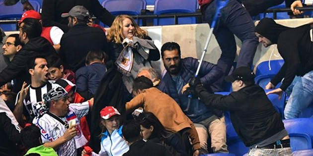 UEFA'dan Lyon ve Beşiktaş'a ceza