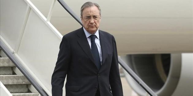 Real Madrid'de Perez yeniden başkan