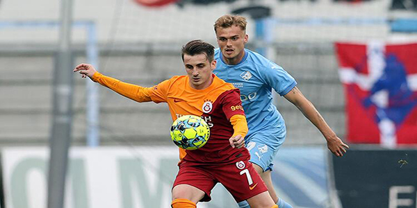 Galatasaray İstanbul'a bıraktı