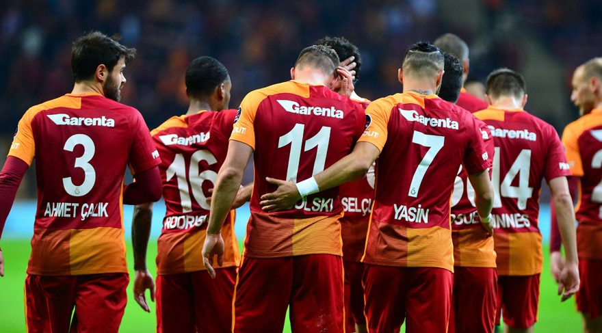 Galatasaray'da tek yol galibiyet