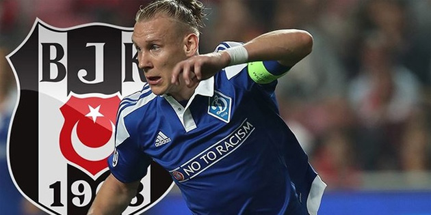 Beşiktaş Vida için Dinamo Kiev'le de anlaştı!