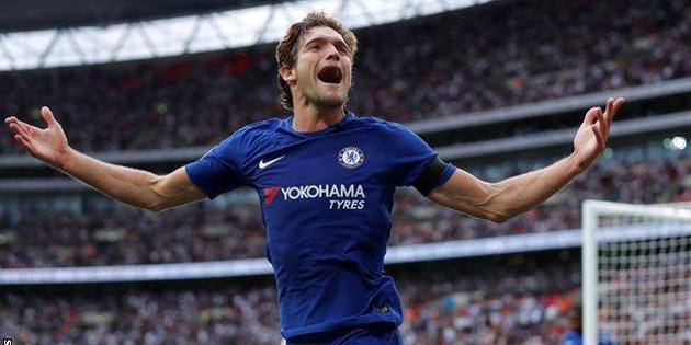 Tottenham oynadı, Chelsea kazandı