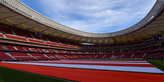 Finalin ev sahibi Madrid!
