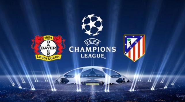 Bayer Leverkusen - Atletico Madrid maçı TRT'de izlenecek