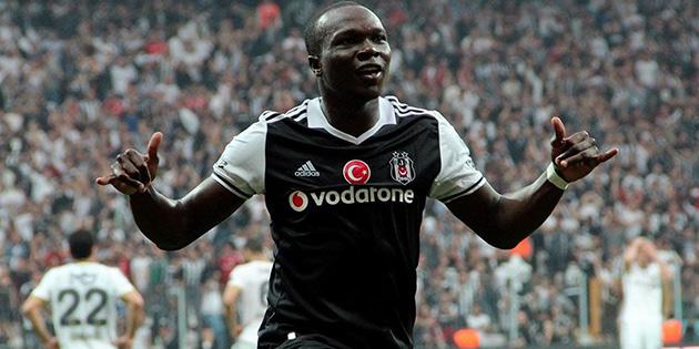 Aboubakar'dan Fenerbahçe'ye olumlu yanıt