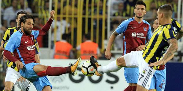 Trabzonspor çok yaklaştı, Fenerbahçe izin vermedi