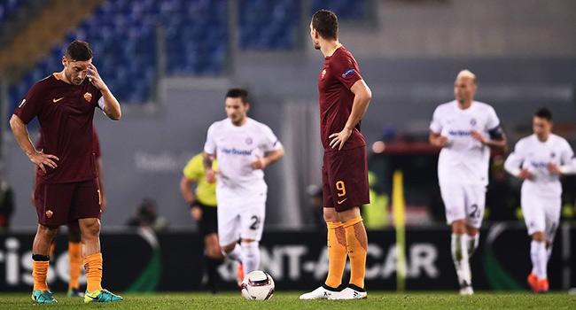 Roma'ya evinde �ok! 6 gol var kazanan yok!