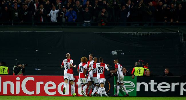 Feyenoord hata yapmad�!