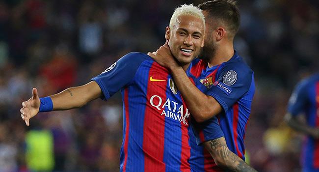 Neymar Barcelona ile nikah tazeledi