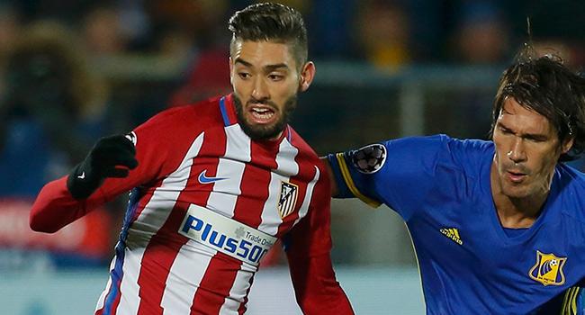 Atletico'dan Carrasco'ya yeni s�zle�me